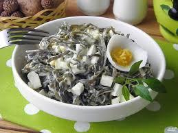 Салат с морской капустой «Хорошая компания»