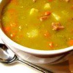 Бабушкин гороховый суп