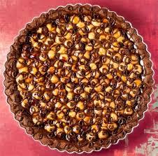 Очень ореховый тарт