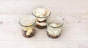 Быстрый десерт из груш и маскарпоне