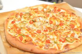 Тесто для пиццы (один из вариантов)