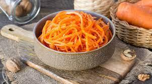 Морковь по-корейски