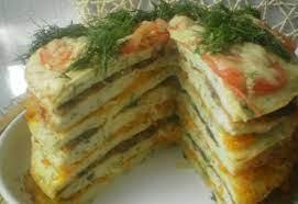 Закусочный торт» Княжий»