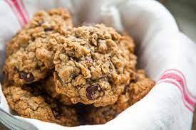 Овсяное печенье с шафраном