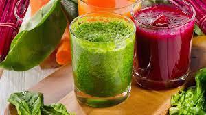 Овощной сок «Чистое здоровье»