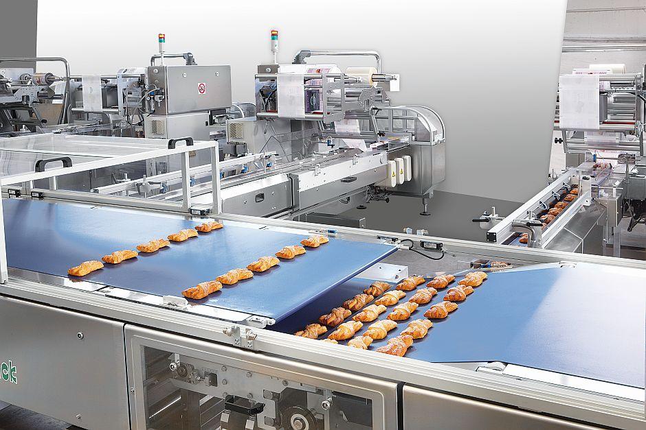 Комплексные линии для пищевой промышленности