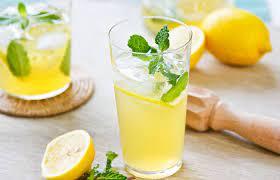 Освежающий лимонад