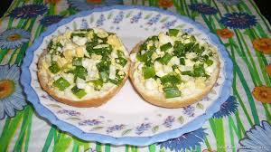Весенние бутербродики