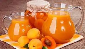 Шипучка из свежих абрикосов