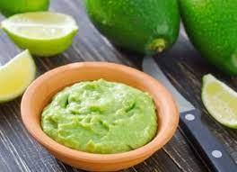 Крем из авокадо