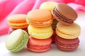 Французские пирожные «Макаронс»