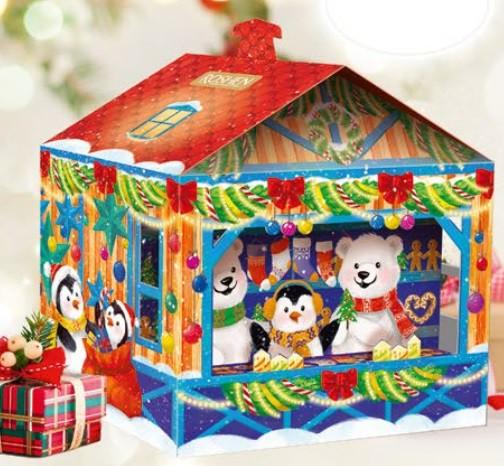 Новогодние подарки от бренда Рошен